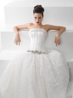 Diseño para novia de Pepe Botella