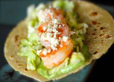 Kristen's Shrimp Tacos from favfamilyrecipes.com #shrimp #tacos #recipes