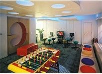 Cool and Colorful Office Break room At Southampton Street - WC2E 7RS - Covent Garden