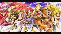 Chrono Trigger crew