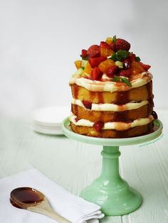 Taming Twins | Food, family and being more than just Mum | Pimms Layer Cake | http://www.tamingtwins.com