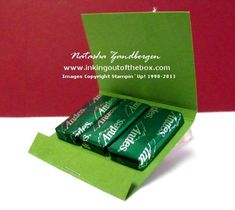 Andes Chocolate Matchbook