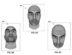 "Google patents ""facial passwords"" - phone unlocking based on facial gestures (via BBC)."