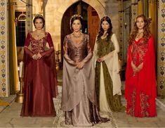 Suleiman El Gran Sultan-Meryem Uzerli, actriz que interpreto a la sultana Hurrem (2014.05.07) después que dejo la serie Suleiman y se fue a vivir a Berlín, Alemania