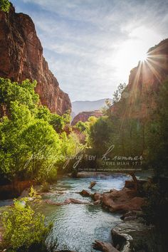 Havasu Falls, Havasupai Falls, Havasu Creek Supai Arizona, Its Gonna Be Ok, Havasupai Falls, Last Mile, Dry Heat, Journey, Thing 1, Posts, River