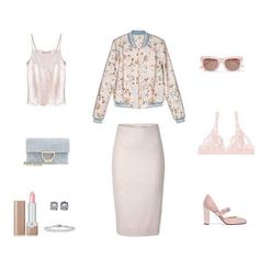 #ootd Pink Pencil Skirt, Office Looks, Night Out, Ootd, Slim, Tees, Skirts, Model, How To Wear