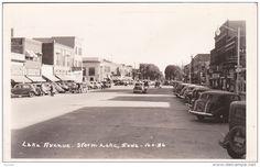RP: Lake Avenue , STORM LAKE , Iowa , PU-1945