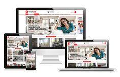 Mobile E-Commerce Webdesign made by 4market | Responsive Design | www.4market.de/ | Onlineshop für Regale und Möbel
