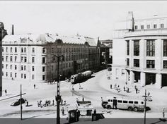 Rok 1948 Bratislava, Louvre, Environment, Street View, Urban, Building, Travel, Viajes, Buildings