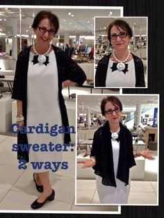 Styling tips for everyday holiday outfits - Brenda Kinsel