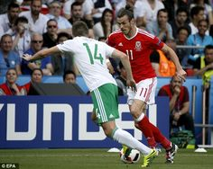 Wales and Northern Ireland meet in an historic last 16 fixture at the European Championship, as the two home nations go head-to-head in Paris. AMITAI WINEHOUSE has all the action live.