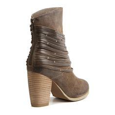 """Antelope 733 Ankle Booties, as seen on Stephanie from """"Diary of a Debutante"""". Now on sale: http://www.antelopeshoes.com/booties/733-ankle-booties.html"""