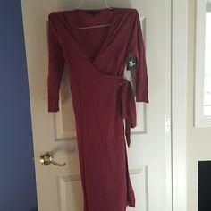 Eva Alexander dress Classic wrap dress Eva Alexander  Dresses