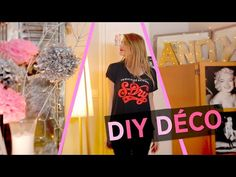▶ DIY Idées Déco - So Andy - YouTube