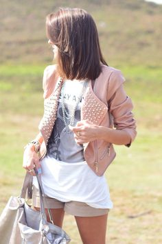 So cute! I'd love to have this jacket in Black!