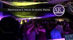 Charlotte NC DJ Rocks The Providence High School Prom by Audio To Go. Charlotte NC DJ Brian Hines and a few others from the ATG Entertainment Team hosted the Providence High School Prom again this year and it was incredible. ATG provided DJ Services as well as providing a video screen with music videos and a digital photo booth courtesy of www.PhotoToGoNC.com