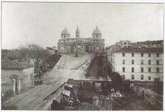 Abside di S. Maria Maggiore (1870)