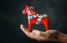 The story of a Swedish symbol, the Dala Horse.