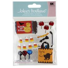 Jolee's Boutique Trick or Treat Stickers