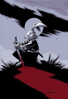 Usagi Yojimbo by Mike Oeming