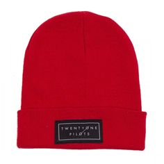 The Red Beanie - Accessories