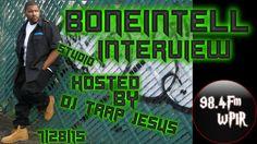 @boneintell Live Interview Hosted By @DJTrapJesus