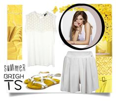 """summer brights"" by tuaptstore on Polyvore"