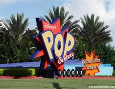 Pop Century Resort at Walt Disney World