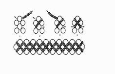 Free pattern for beutiful beaded necklace | Beads Magic