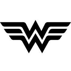Image result for wonder woman logo png