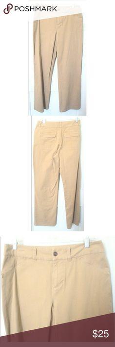 Pendleton Camel Brown Pants Trousers 8 Hdyfnvdgb Angry Rabbit Pants Boot Cut & Flare