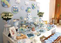 decoracao cha de bebe de menino festa dos brinquedos blog vittamina inspiração para cha de bebe