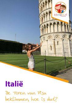 De Toren van Pisa beklimmen, hoe is dat? Incl praktische tips.