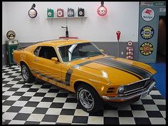 1970 Ford Mustang Boss 302 Fastback 302/290 HP, 4-Speed for sale by Mecum Auction