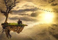"Alte Botschaft von Laotse an ""Die Menschen der Zukunft"" Alter, Movie Posters, Painting, Costumes, Internal Energy, Surreal Art, Flower Of Life, Film Poster, Painting Art"