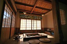 空き部屋の囲炉裏リフォーム|湘南・三浦・横須賀に建てる家 【長谷川工務店】