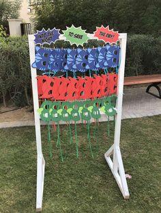 PJ MASKS Birthday Party Ideas | Photo 2 of 9
