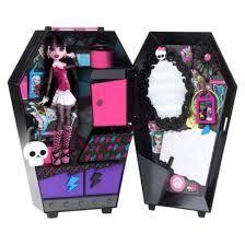 Monster High Locker Play Set Just Released