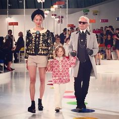 The Best Instagrams from the Chanel Resort Show in Seoul