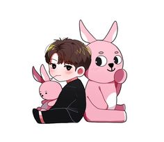 Bang Bang, Kim Wonpil, Jae Day6, Kawaii Room, Kpop Fanart, Cute Illustration, Cute Wallpapers, Chibi, Pikachu
