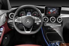 Mercedes-Benz Clase C Gama Clase C Coupé Gama Clase C Coupé Coupé Interior Volante 2 puertas