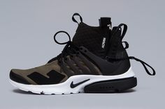 00c70a3bc2 A More Intricate Look at the ACRONYM x NikeLab Air Presto Mid Collection