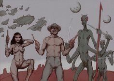 Jonah hex of Mars