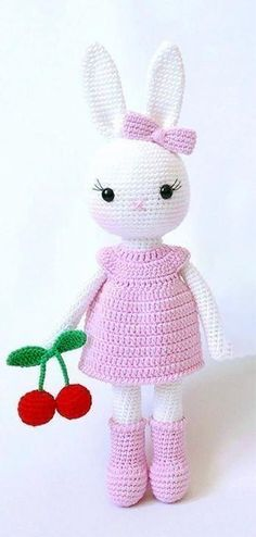 Amigurumi Bunny Doll Pattern