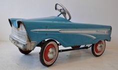 Murray Pedal Cars | Vintage Murray pedal car - Firefly House