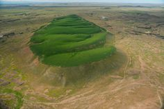 Geologists couldn't account for the strange landforms of eastern Washington State. Then a high school teacher dared to question the scientific dogma of his day.