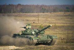Ukrainian Armed Forces, T-64BM «Bulat» #ukraine #military #army