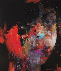 10+ meilleures idées sur Alain PROVOST | image peinture, peinture, peinture  abstraite