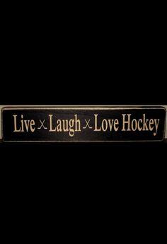 Live  Laugh  Love,Hockey,Hockey Sign,Hockey Decor,Love Hockey,Hockey Mom,Hockey…