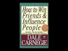 How to Win Friends & Influence People - Audiobook - Dale Carnegie - Part 1.1 - YouTube